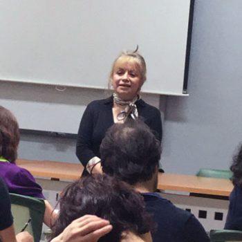 Licenciada Angélica Olvera García.